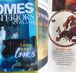 Homes and Interiors Scotland - September/October 2019