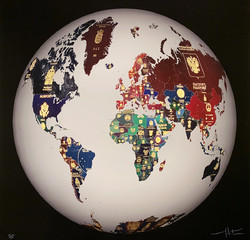 World Passport Globe