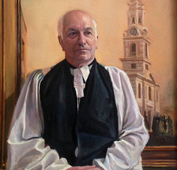 Dr William Jacob, Rector of St Giles-in-the-Fields